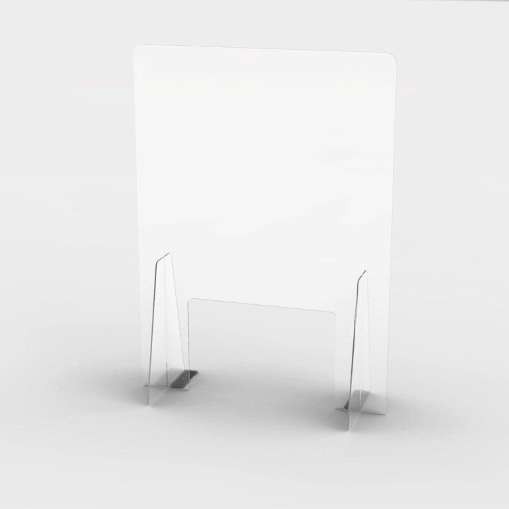 Divisori In Plexiglass Per Esterni barriere parafiato da banco